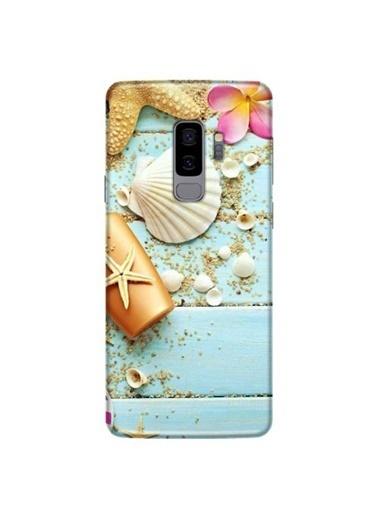 People's Cover Galaxy S9 Plus Baskılı Telefon Kılıfı Renkli